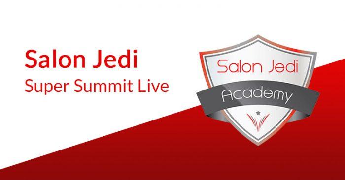 Salon Jedi Super Summit Live
